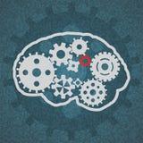 Gears varar besvärad Vektor Eps10 vektor illustrationer