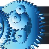 Gears2 Stock Photo