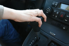 Gearshift Stock Photos
