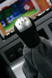 Gearshift Royalty Free Stock Image