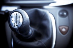 Gearshift Royalty Free Stock Photos