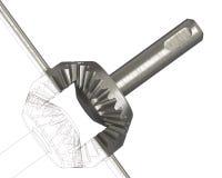gearwheel Obrazy Stock
