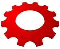 Gearwheel, gear icon. Settings, configuration, developement, pro Stock Image