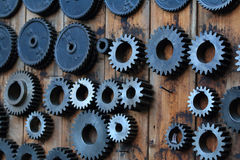 Gearwheel 2 Royalty Free Stock Photo