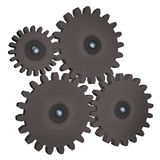 Gearwheels Stock Image