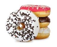 Geassorteerd donuts Royalty-vrije Stock Afbeelding