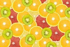 Geassorteerd fruit Royalty-vrije Stock Afbeeldingen