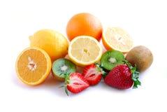 Geassorteerd fruit Royalty-vrije Stock Fotografie