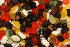 Geassorteerd zoet suikergoed Royalty-vrije Stock Fotografie
