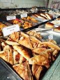 Geassorteerde Aziatische gebakjes, Maleisië Royalty-vrije Stock Fotografie