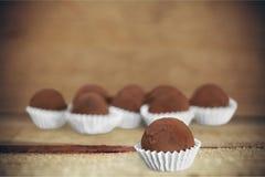 Geassorteerde bonbons royalty-vrije stock foto's
