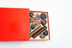 Geassorteerde chocolade Royalty-vrije Stock Afbeelding