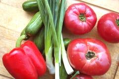 Geassorteerde groenten Royalty-vrije Stock Afbeelding