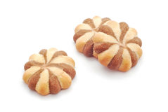 Geassorteerde koekjes Stock Fotografie
