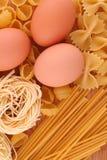 Geassorteerde macaroni Royalty-vrije Stock Afbeelding