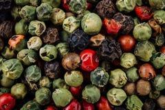 Geassorteerde peperbollen Royalty-vrije Stock Fotografie