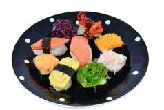 Geassorteerde Sushi Royalty-vrije Stock Afbeelding
