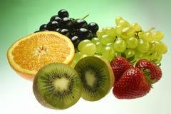 Geassorteerde vruchten. Royalty-vrije Stock Foto's