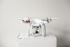 Geavanceerd Spoor 3 van hommel quadrocopter Dji royalty-vrije stock foto