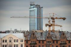 Gebäude. Lizenzfreies Stockbild