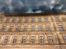 Gebäude Lizenzfreie Stockfotografie