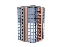 Gebäude Stockfotos