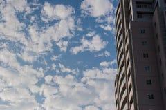 Gebäude auf Deutsch Stockbild