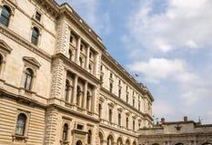 Gebäude auf Downing Street in London Lizenzfreies Stockfoto
