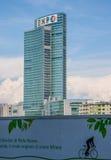 Gebäude-Ausstellung Lizenzfreie Stockfotos