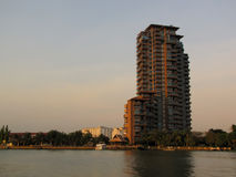 Gebäude in Bangkok Stockbilder