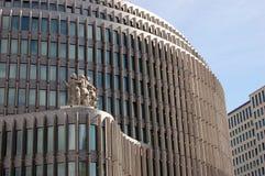 Gebäude bei Kurfurstendamm, Berlin Stockfotos
