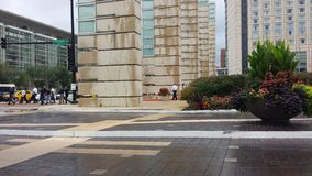 Gebäude bei McCormick Lizenzfreie Stockfotos