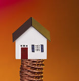 Gebäude-Billigkeit Lizenzfreies Stockfoto