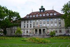 Gebäude BKW Energie AG Lizenzfreie Stockfotografie