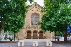 Gebäude Bonython Hall, Teil der Universität Adelaide-Komplexes Lizenzfreies Stockbild