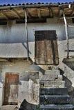 Gebäude in Borgo Somp Cornino Lizenzfreies Stockbild