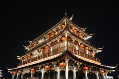 Gebäude Chaozhous Guangji lizenzfreies stockfoto