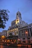 Gebäude Circulo de Bellas Artes, Madrid, Spanien lizenzfreies stockfoto