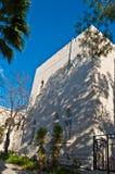Gebäude der katholischen Beatitudes-Gemeinschaft. Stockbild
