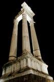 Gebäude der Nacht Stockbild