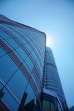 Gebäude in der Perspektive Stockbilder