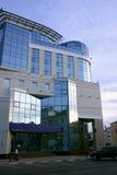 Gebäude der Querneigung Stockfotografie