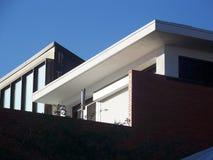Gebäude in der Sonne Lizenzfreie Stockfotos