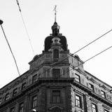 Gebäude in der Stadt Stockfotografie