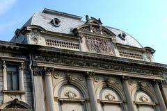 Gebäude in der Stadt Braila, Rumänien Stockfoto