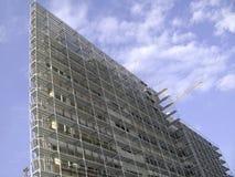 Gebäude der Wolkenkratzer Lizenzfreie Stockbilder