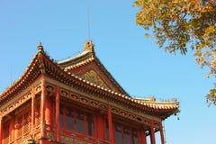 Gebäude des chinesischen Klassikers Stockfoto