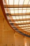 Gebäude des Flughafens Stockfotos