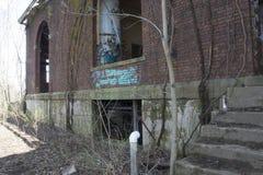 Gebäude des Verschlusses 19 Steuer lizenzfreie stockbilder