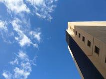 Gebäude durch algerischen Entwurf lizenzfreie stockbilder